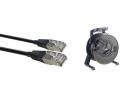 Stagg NCC50RJRL - kabel sieciowy 50m, Rolka