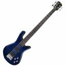 Spector LEGEND4STANDARD Blue Stain Gitara basowa
