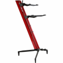 STAY Keyboard Stand TOWER 130cm 2 poziomy Red statyw pod keyboard