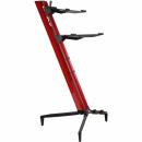 STAY Keyboard Stand TOWER 130cm 2 poziomy Red statyw pod keyboard
