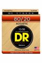 DR HA 13-56 HI-BEAM  struny do gitary akustycznej