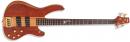 Vintage V10004B - Gitara Basowa Nech-Bubinga