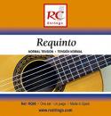 RC Strings RQ90 Requinto - Struny do gitary klasycznej