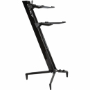 STAY Keyboard Stand TOWER 130cm 2 poziomy Black statyw pod keyboard