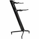 STAY Keyboard Stand TOWER 130cm 2 poziomy Black statyw pod keyboard