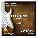 JEREMI EG1152 Struny do gitary elektrycznej