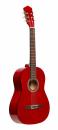 Stagg SCL50 RED - gitara klasyczna 4/4