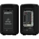 Behringer EPS500MP3 - system nagłośnieniowy 500 W z MP3