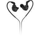 Behringer MO240 - Dwudrożne słuchawki dokanałowe ze złączem MMCX - czarne