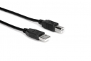 Hosa - Kabel USB Typ A - Typ B, 1.5m