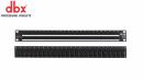 DBX-PB 48 symetryczny Patch Bay 2x48 jack