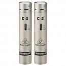 Behringer C-2 - 2 studyjne mikrofony pojemnościowe