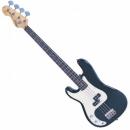 Vintage LV4BB - Gitara Basowa Black