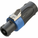ROXTONE RS4F-N-BU Wtyk głośnikowy
