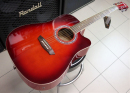 WASHBURN WA 90 CE (RDB) gitara elektroakustyczna