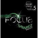 SAVAREZ SA F70 XL5 - komplet strun do basu elektrycznego