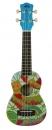 Luna Aurora v2 Uke Peace - ukulele sopranowe