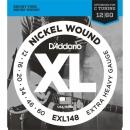 D'addario EXL148 12-60 - struny do gitary elektrycznej