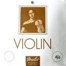 Presto - Violin struny do skrzypiec 4/4