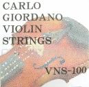 Carlo Giordano VNS-100 - struny do skrzypiec 4/4