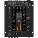 Behringer NOX404 - 2-kanałowy mikser DJ