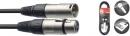 Stagg SMC1 - kabel mikrofonowy 1m XLR/XLR