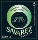 SAVAREZ SA B70 XL5 komplet strun do basu elektrycznego