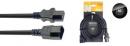 Stagg NPW3IECMF10 - kabel zasilający