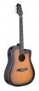 Stagg SA30DCE - BS - gitara elektroakustyczna