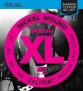 D'addario EXL170 BT 45-107 - struny do gitary basowej