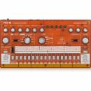 Behringer RD-6-TG Maszyna perkusyjna - pomarańczowy przeźroczysty
