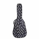 HARD BAG GB-03-1-39 Pokrowiec na gitarę Klasyczną 4/4 (czaszki)
