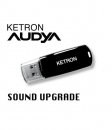 PEN DRIVE SOUND UPGRADE 2012 AUDYA SERIES, KETRON