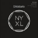 D'Addario NYXL 12-60 - struny do gitary elektrycznej