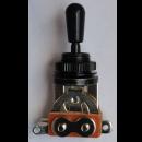 Kera Audio 3P/LP/WH Czarny - Przełącznik 3-pozycyjny