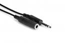 Hosa - Przedłużacz słuchawkowy TRS 6.35mm, 3m