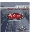 Stagg BA 4000 - struny do gitary basowej
