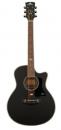 KEPMA Gitara akustyczna A1C BKM