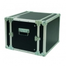 Proel CR108BLKM - Flight case 8U