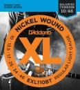D'addario EXL110BT 10-46 - struny do gitary elektrycznej