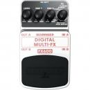 Behringer FX600 - multi-efekt gitarowy