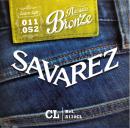 SAVAREZ SA A130 CL komplet strun do gitary akustycznej
