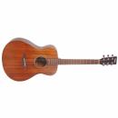 Vintage Gitara akustyczna V300 SOLID TOP MAHOGANY