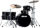 Ddrum Journeyman Rumbler MB - zestaw perkusyjny