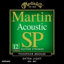 Martin MSP-4600 Phosphor Bronze 10-47 12str