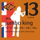 Rotosound JK13 [13-56] brąz fosforowy struny do gitary akustycznej