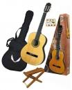 Dean Playmate PC Pack - gitara klasyczna z wyposażeniem