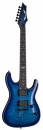Dean Custom 450 Flame Top EMG TBL - gitara elektryczna