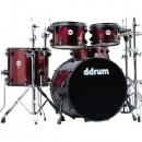 Ddrum Journeyman-Player-22-WR - akustyczny zestaw perkusyjny
