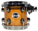 Ddrum S4 TT 7x8 Ash Walnut - tom 7